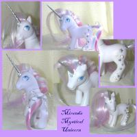 Miranda - Mystical Unicorn by PrincessAmalthea
