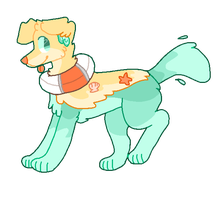 floppy water dog ota, CLOSED WOA by alfeddy