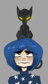 Coraline by MasterSkully