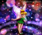 Tinker bell commision by MomoAiko