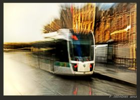 the tram by bracketting94