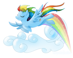 Rainbow Dash by SMeadows