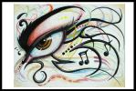 Eye of melody 2 by Dismay666