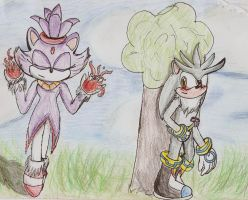 First Attempt  at Silvaze by Lolly-pop-girl732