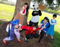 Ranma: Choose Your Fiancee by xRoxyryokox