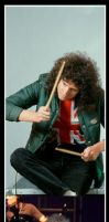 Brian May is the cutest guy in the Universe by Oceansoul7777