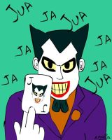 the joker by amgrim
