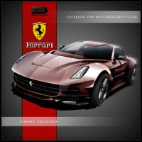 Ferrari F12locura by MarisDesign