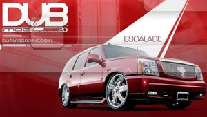 DUB Cadillac Escalade by b4it