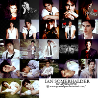 Somerhalder by apookalipse
