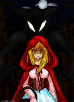 Beware of the big bad wolf by ReiMei12