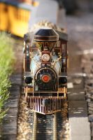 The Outdoor Loco by robertbeardwell