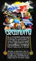 what is creativity for you? by indieferdie