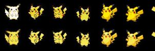 pika through the ages by Ozzlander