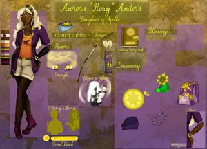 DR: Aurora ''Rory'' Anders