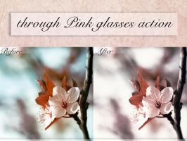 Through Pink Glasses by cosboom