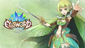 Elsword NW wallpaper 2 by TopHatea