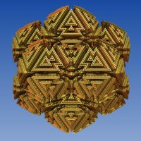 Golden triangles by e-designer