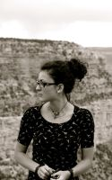 Grand Canyon Portrait by kari123