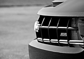 2011 Camaro SS - Front by BluNeon