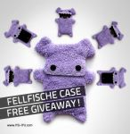 Fellfische Cellphone Case - FREE GIVEAWAY by IYU-IYU