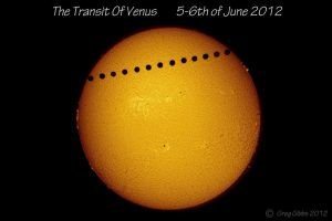 The Transit Of Venus by CapturingTheNight