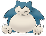 Shading attempt on the poor Snorlax by ensnarings