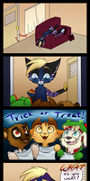 KC's First Halloween by AttackTheMap