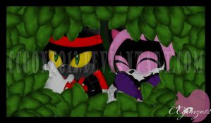 Contest Prize: Ninja Training 4: Camouflage by CCgonzo12