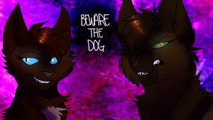 Beware the Dog [oc map] open by death-dog