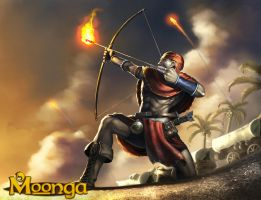 APPRENTICE_SCOUT_of_FIRE_for_Moonga by totmoartsstudio2