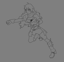 Livestream Yang Lineart by Neighthirst