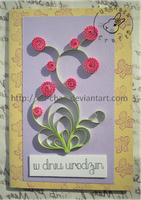 Quilling - card 96 by Eti-chan