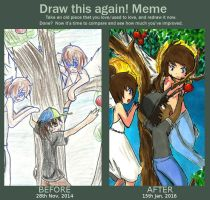 Draw This Again Meme |Guardians| by Feederly