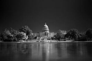 Capitol Reflecting Pool by Carnikus
