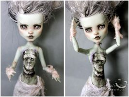 I love daddy OOAK repaint 1 by kamarza