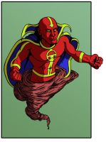 Red Tornado by IMForeman