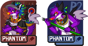 Phantom (#2 by TheWhiteRook) by Eric4372