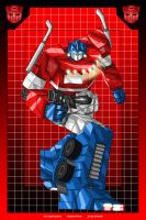 Optimus Prime by Albert217