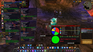 :WoW: Huntard No Steady Shot by IronMeow
