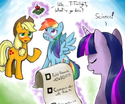 Pony Research by Heimdal00