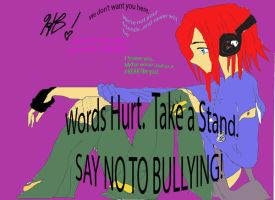 Anti-bullying Day by hay-lah