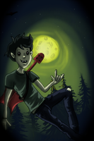 Marshall Lee by ShadOw---WoLves