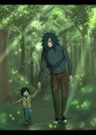 Madara and his son by tussensessan