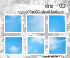 Cloud Textures by euphoric-acid