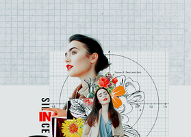 lily collins by Lane-X