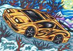 .:Vehicle Request:. The Frozen Yellow Speed-Devil by AceOfSpeed94
