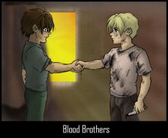 GW- Collab Blood Brothers by Impious-Imp