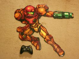 Samus by Wacker00