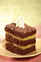 PEANUT CHOCO LAYER CAKE by Djak234